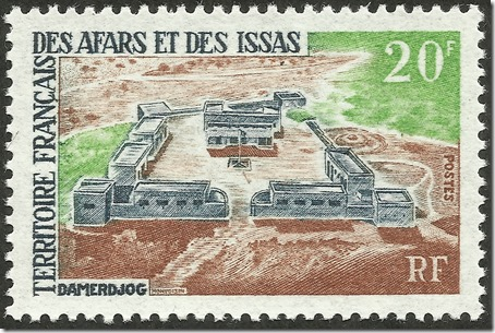 Afars And Issas - 318 - 1968