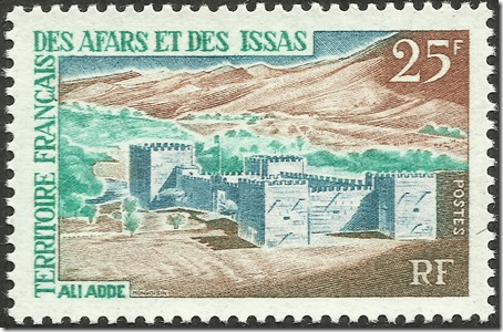 Afars And Issas - 319 - 1968