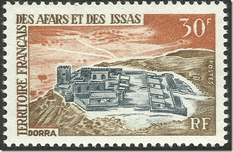Afars And Issas - 320 - 1968