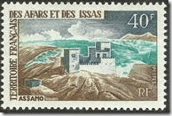 Afars And Issas - 321 - 1968