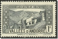 Andorra, French - 23 - 1932