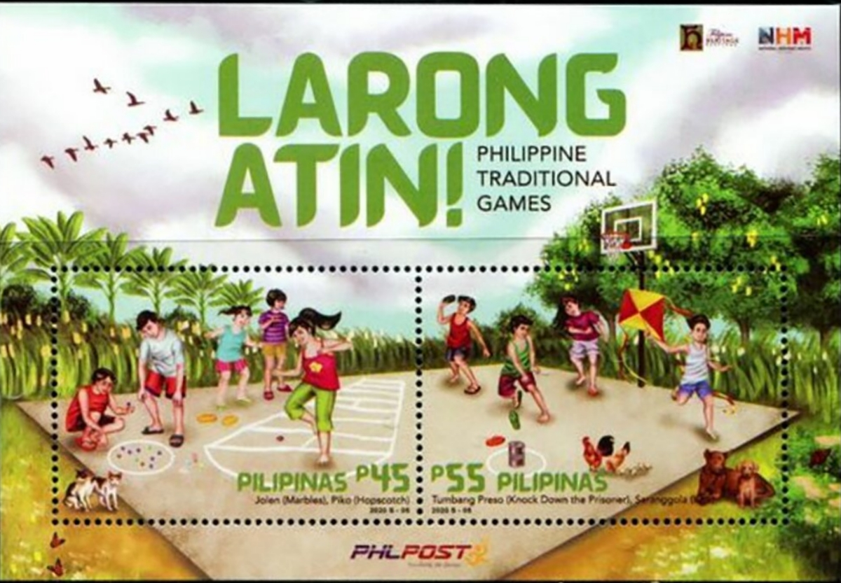 Games philippine traditional Philippine Traditional